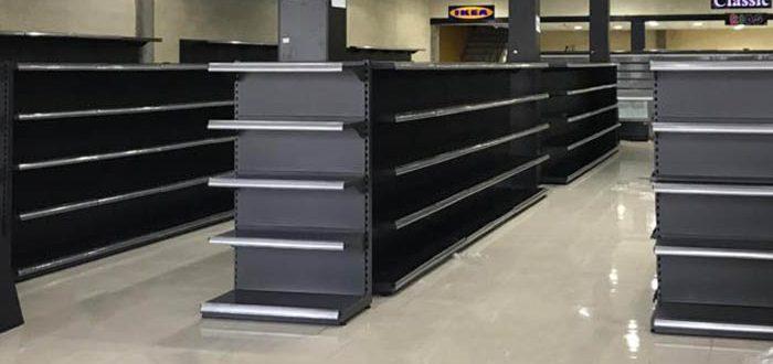 قفسه فروشگاهی