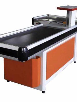 تجهیزات فروشگاهی پرشین صنعت آسیا آماده ارائه میز چک اوت طرح C و دیگر تجهیزات فروشگاهی با کیفیت بالا و نازل ترین قیمت ها می باشد.