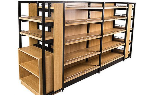 امروزه یکی از اجزاء مهم هر فروشگاه قفسه یا شلف فروشگاهی میباشد. برای سفارش و خرید انواع شلف فروشگاهی به تجهیزات فروشگاهی پرشین صنعت آسیا مراجعه کنید.