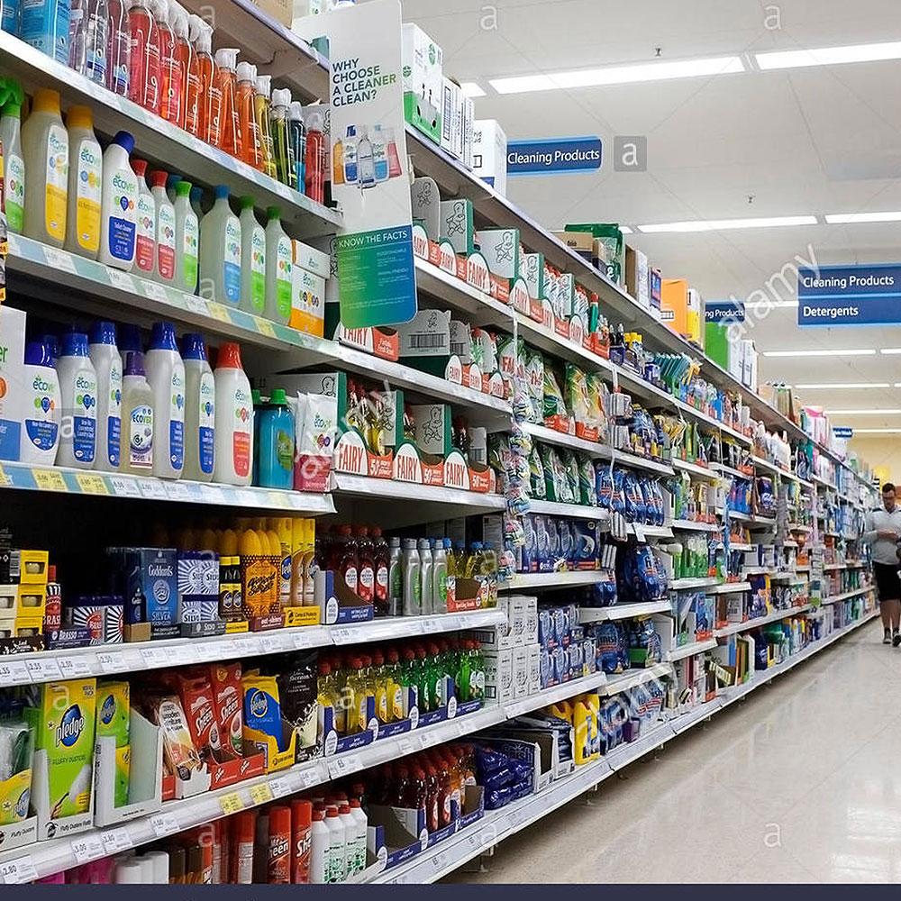 همیشه طراحی داخلی فروشگاه اهمیت ویژه ای داشته است. در این طراحی به خطاهای قفسه بندی در فروشگاه توجه کنید.