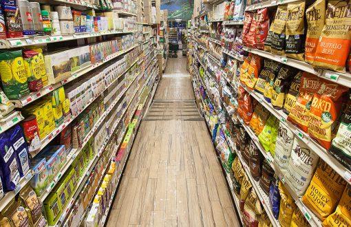 طراحی داخلی فروشگاه تاثیر بسزایی در رضایتمندی مشتریان دارد.