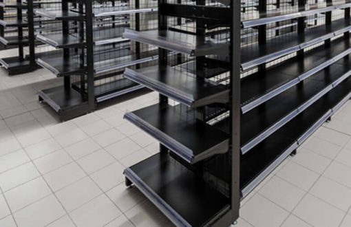 فقسه سنگین فروشگاهی | قفسه انبار | تجهیزات فروشگاهی پرشین صنعت آسیا
