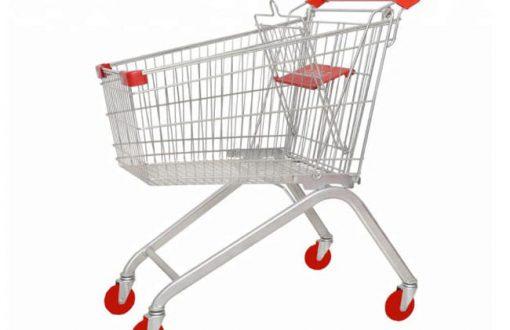 در بسیاری از فروشگاهها برای راحتی هنگام خرید در فروشگاه از ترولی استفاده میشود. جهت اطلاع از قیمت ترولی فروشگاهی به تجهیزات فروشگاهی پرشین صنعت آسیا
