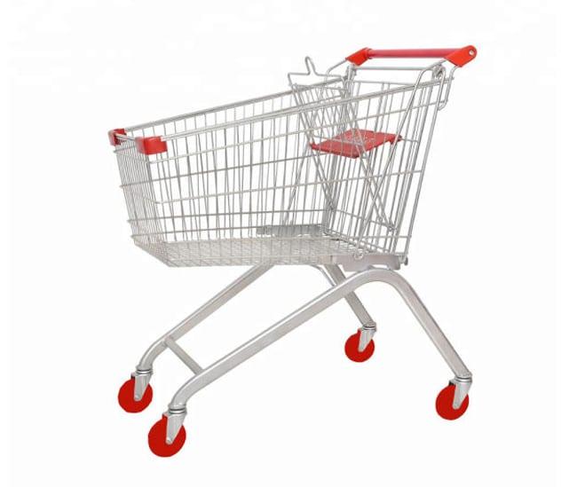 شما میتوانید جهت اطلاع از قیمت ترولی فروشگاهی و انواع تجهیزات فروشگاهی و خرید محصولات به تجهیزات فروشگاهی پرشین صنعت آسیا مراجعه کنید یا با ما تماس ...