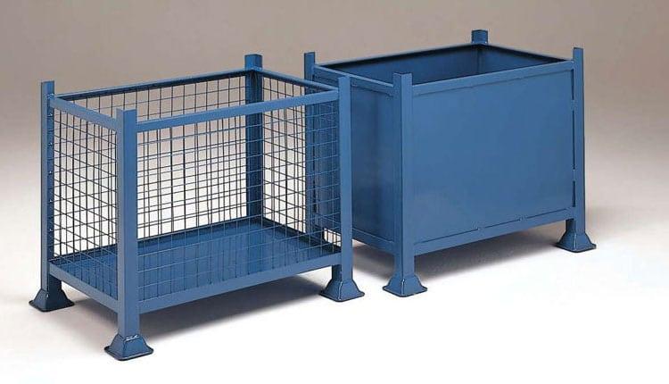 پالت و پالت باکس | کاربرد پالت باکس و مزیت های استفاده از آن | تجهیزات فروشگاهی درکرج