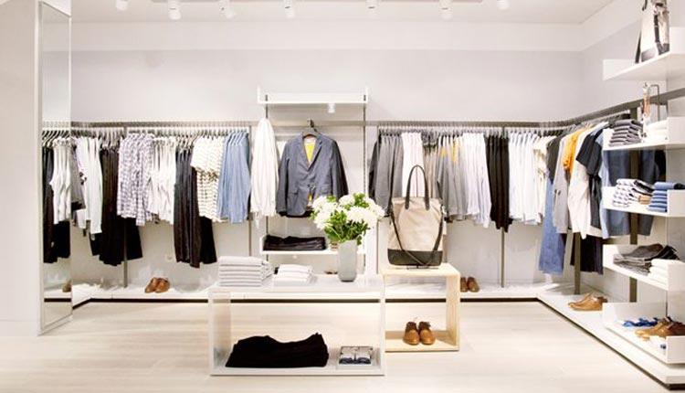 تجهیزات فروشگاه پوشاک | قیمت و خرید انواع تجهیزات فروشگاهی در کرج