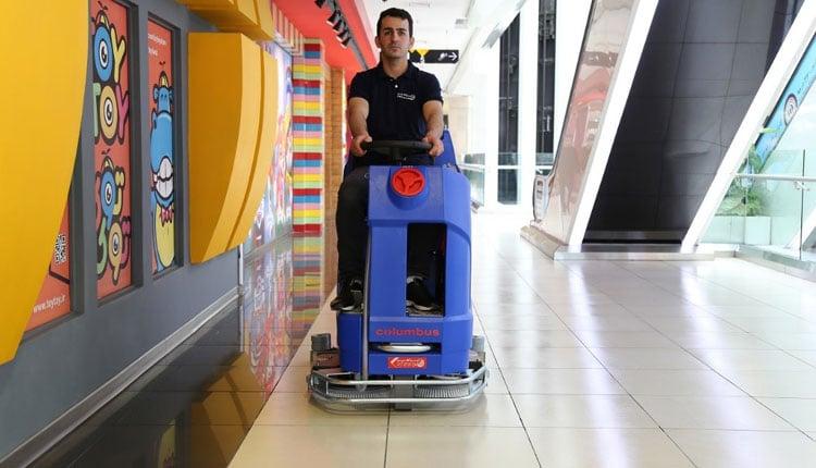 وسایل نظافت فروشگاه | قیمت تجهیزات فروشگاه در تجهیزات فروشگاهی پرشین صنعت آسیا
