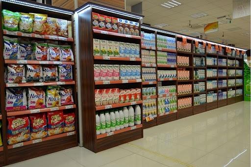 قفسه سوپری فروشگاهی   قفسه فروشگاهی   خرید تجهیزات فروشگاهی پرشین صنعت آسیا در کرج