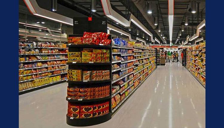 اصول رنگ بندی قفسههای فروشگاهی - خرید و قیمت قفسه های فروشگاهی